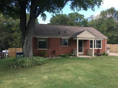 Brentwood, Franklin, Nashville, Nolensville, Old Hickory, Whites Creek, Burns, Charlotte, Dickson Single Family Home For Sale: 406 Wanda Dr