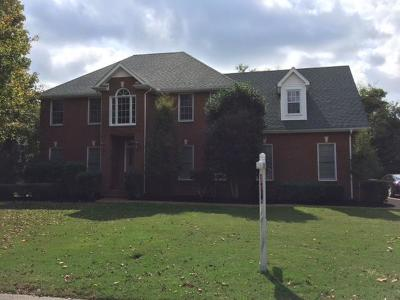 Murfreesboro TN Single Family Home Under Contract - Showing: $369,900