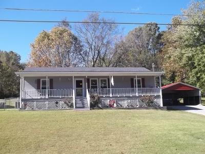 Lewisburg Single Family Home For Sale: 2120 Phillips St