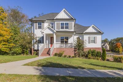 Franklin Single Family Home Under Contract - Showing: 137 Clyde Cir