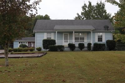 Mount Juliet Single Family Home Under Contract - Showing: 3840 Stewarts Ferry Pike