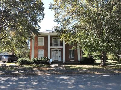 Single Family Home For Sale: 210 S High St