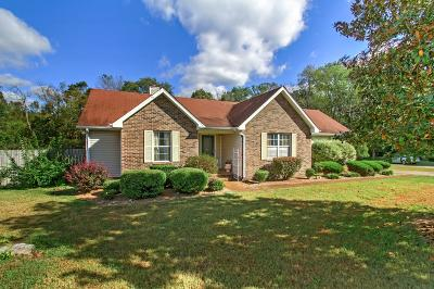 Columbia Single Family Home Under Contract - Showing: 1709 Creekstone Dr
