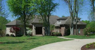 Gallatin Single Family Home For Sale: 1202 Lake Rise Overlook