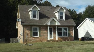 Clarksville Single Family Home For Sale: 773 Spees Dr