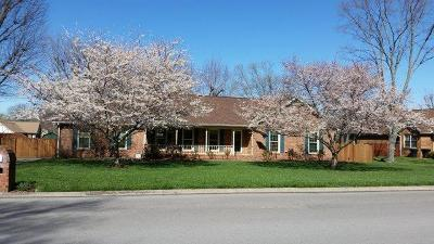 Single Family Home For Sale: 3019 Regency Park Dr