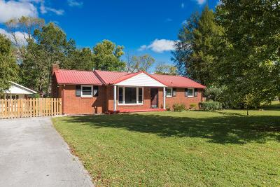 Clarksville Single Family Home Under Contract - Showing: 1 Lasalle St