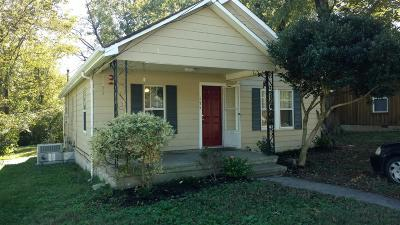 Gallatin Single Family Home Under Contract - Showing: 175 W Hite St