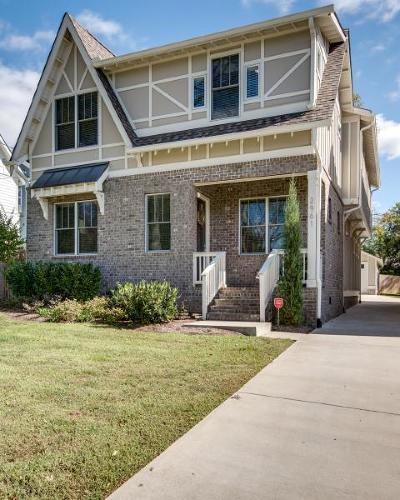 Nashville Single Family Home For Sale: 2961 Primrose Cir