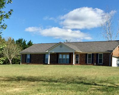 Columbia Single Family Home For Sale: 1464 Hardison Rd