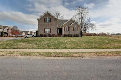 Gallatin Single Family Home For Sale: 901 Hot Springs Ct