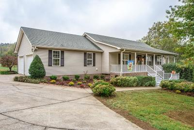 College Grove Single Family Home For Sale: 6910 Pulltight Hill Road