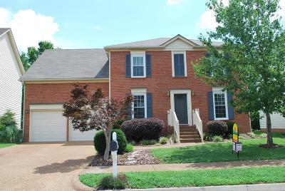 Franklin Single Family Home For Sale: 2028 Glastonbury Drive
