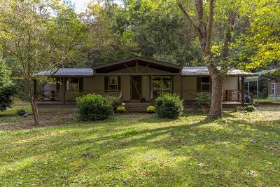 Pegram Single Family Home For Sale: 4244 Pond Creek Rd