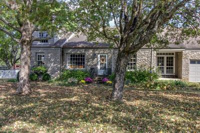 Brentwood Single Family Home For Sale: 2118 Hillsboro Valley Rd