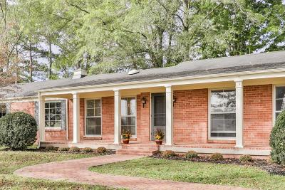 Columbia Single Family Home Under Contract - Showing: 2849 Sheegog Ln