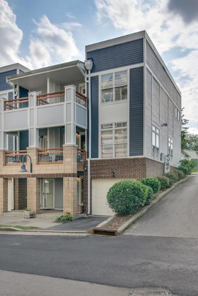 Nashville Condo/Townhouse For Sale: 917 N 9th Ave N