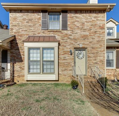 Clarksville Condo/Townhouse Under Contract - Not Showing: 1818 Memorial Dr #13