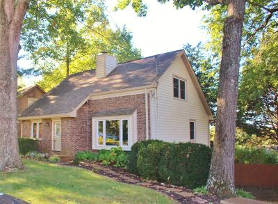 Nashville  Single Family Home For Sale: 2605 Mesa Dr