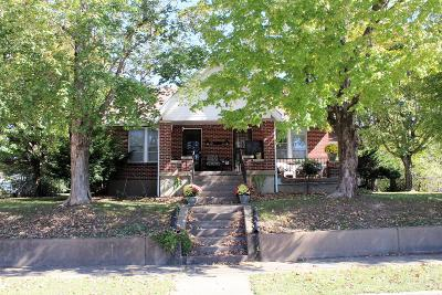 Dickson Single Family Home Under Contract - Showing: 407 W College St