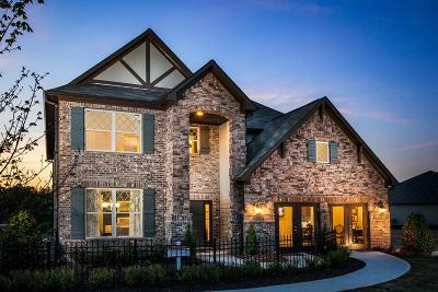 Wilson County Single Family Home For Sale: 5033 Napoli Drive Lot # 117