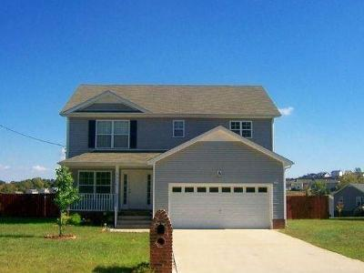 Christian County, Ky, Todd County, Ky, Montgomery County Single Family Home For Sale: 862 Sugarcane Way