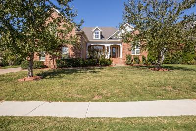 Spring Hill Single Family Home For Sale: 3221 Santa Sofia Way
