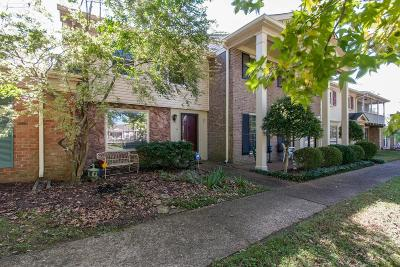Davidson County Condo/Townhouse For Sale: 8300 Sawyer Brown Rd #G302
