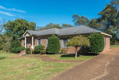 Goodlettsville Single Family Home For Sale: 1009 Emily Dr