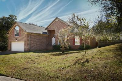 Antioch Single Family Home For Sale: 5001 Chadfield Way Antioch