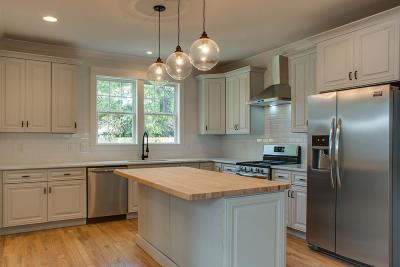 Nashville Single Family Home For Sale: 2218 A Wickson Ave