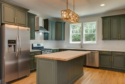 Nashville Single Family Home For Sale: 2216 B Wickson Ave
