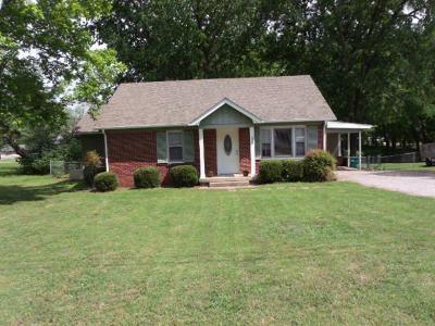 Lewisburg Single Family Home For Sale: 952 Oak St