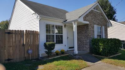 Davidson County Single Family Home For Sale: 2333 Benay Rd