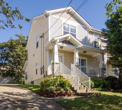 Nashville Condo/Townhouse For Sale: 386 Normandy Cir
