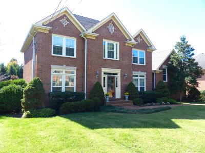 Hendersonville Single Family Home For Sale: 103 Inverness Ct