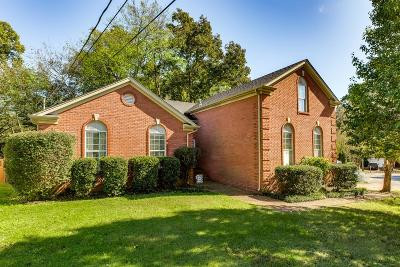 Wilson County Single Family Home For Sale: 3901 Glasgow Ct