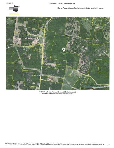 Rutherford County Residential Lots & Land For Sale: Dyer Rd