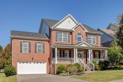 Hendersonville Single Family Home For Sale: 122 Herons Nest Ln