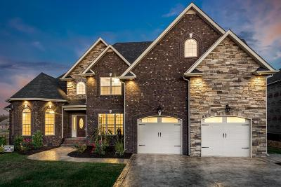 Clarksville Single Family Home Under Contract - Not Showing: 1224 Juniper Pass