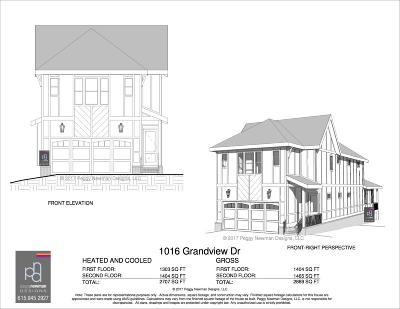 Nashville Single Family Home For Sale: 1016 Grandview