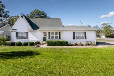 Spring Hill  Single Family Home For Sale: 3633 Rutherford Dr