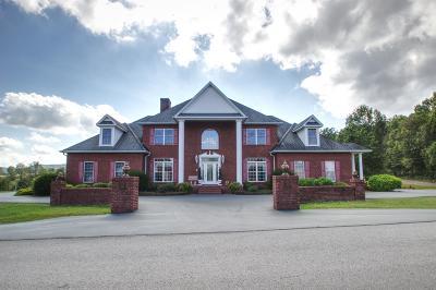 Houston Hills, Houston Hills - Section I Single Family Home For Sale: 26 Houston Hills Dr