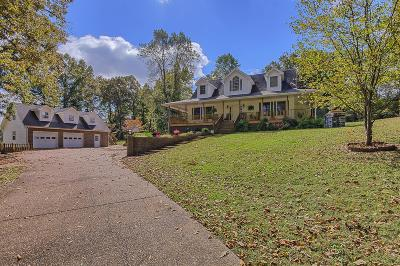 Charlotte TN Single Family Home Under Contract - Showing: $365,000