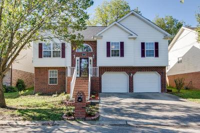 Hendersonville Single Family Home For Sale: 110 Edgewater Ct