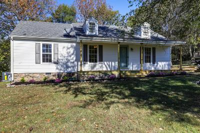 Williamson County Single Family Home Under Contract - Showing: 1209 Creekside Dr