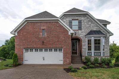 Nashville Single Family Home For Sale: 809 Woodland Way, Lot 42