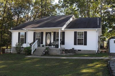 Lewisburg Single Family Home For Sale: 120 Coco Lane