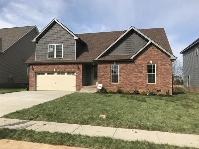 Single Family Home For Sale: 13 Griffey Estates