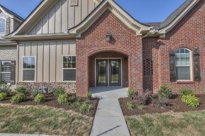 Gallatin Single Family Home For Sale: 286 Chancery Drive, Lot #69